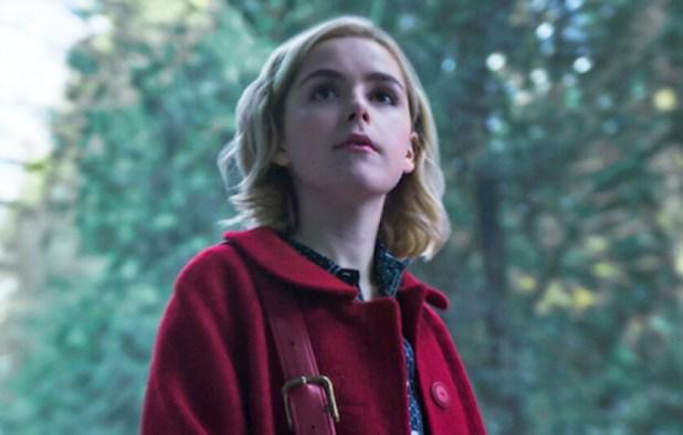 Sabrina - Best Netflix Original Series