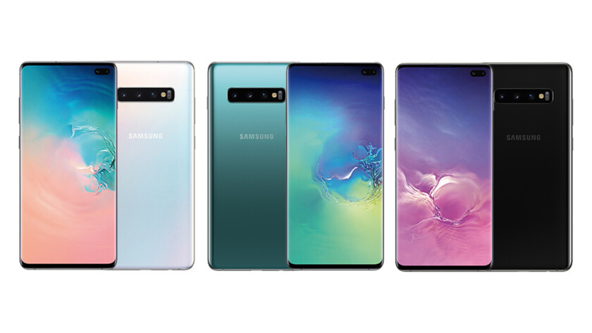 Samsung Galaxy S10 Plus No Watermarks