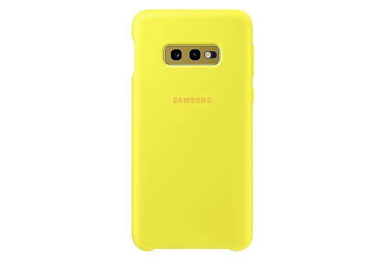 Silicone Samsung Galaxy S10 cases