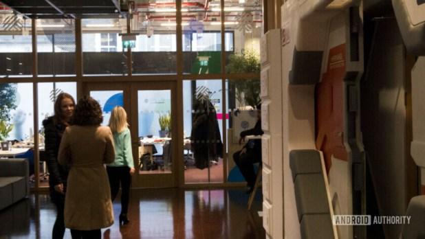Facebook Office in London