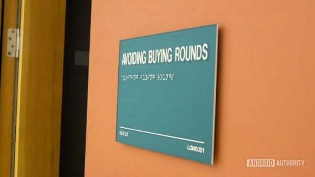 Facebook Office London Room Names