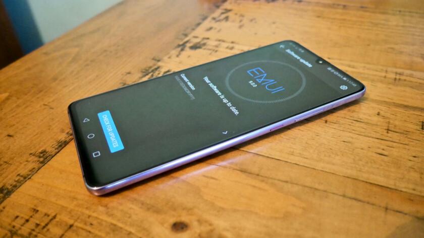 Huawei Mate 20 X EMUI