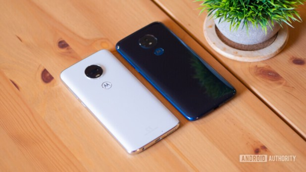 Moto G7 and G7 Power rear panels