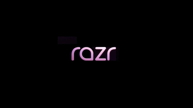 Logo para o Motorola Razr