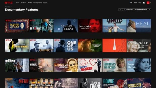 best documentaries on netflix featured