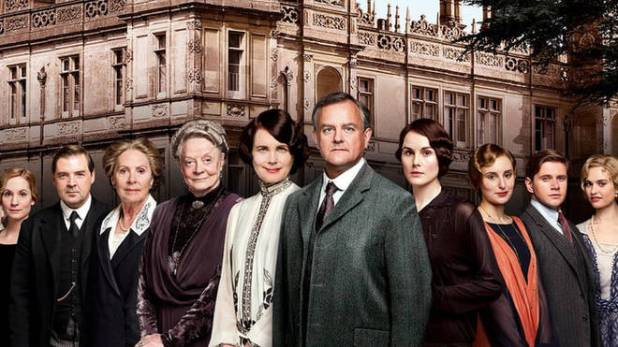 The cast of Downton Abbey - Amazon prime best shows