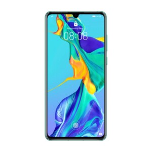 A Huawei P30 render, by Tek.no and Power.