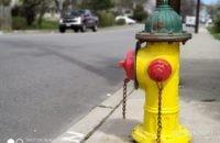 Black Shark 2 Photo Sample fire hydrant perspective