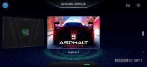 Black Shark 2 Review Shark Space carousel