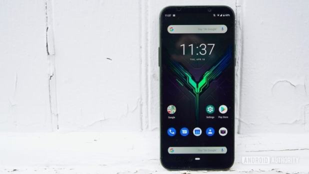 Black Shark 2 Review front face
