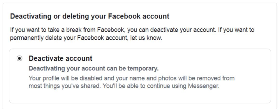 Настройки конфиденциальности facebook - как отключить Facebook