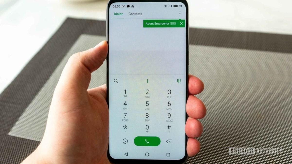 Приложение для набора номера Meizu 16s - проверьте, сколько лет вашему телефону