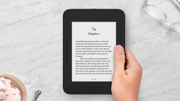 Nook GlowLight 3 best e-reader
