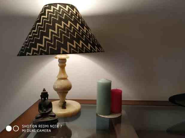 Redmi Note 7 low light