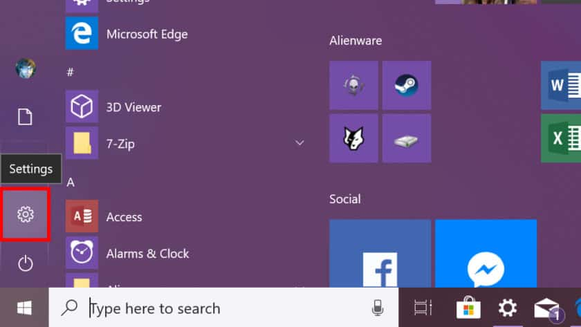 Windows 10 access Settings - How to find Control Panel in Windows 10