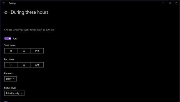 Windows 10 notifications priority hours - How to use notifications in Windows 10