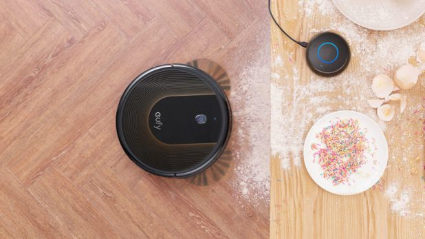 best robot vacuum cleaners - Eufy Robot Vacuum Cleaning Mess