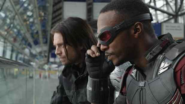 Disney Plus Falcon and Winter Soldier