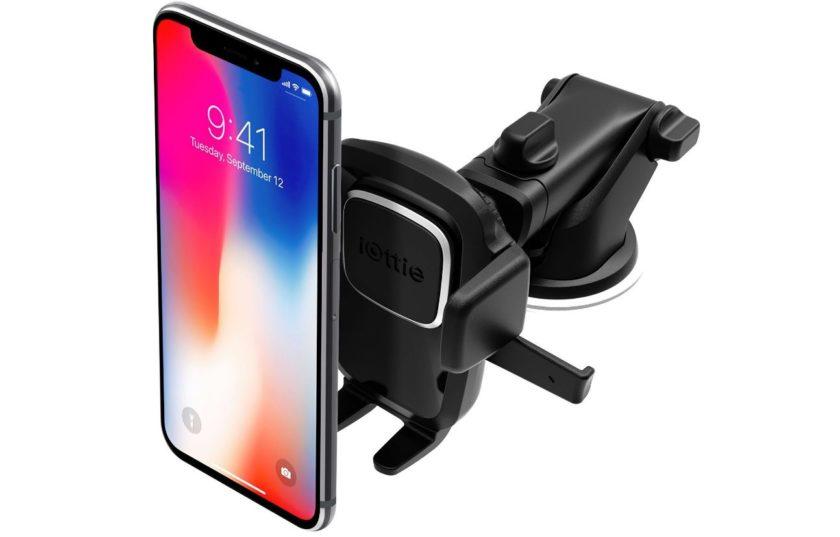 Best phone car holders - Iottie