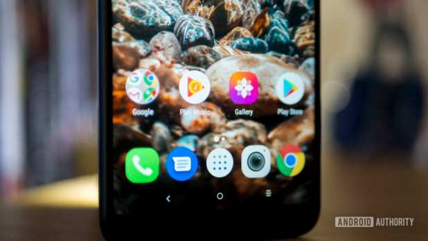 Alcatel 3 review chin