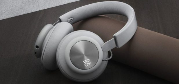 Bang and Olufsen H4 Bluetooth Headphones