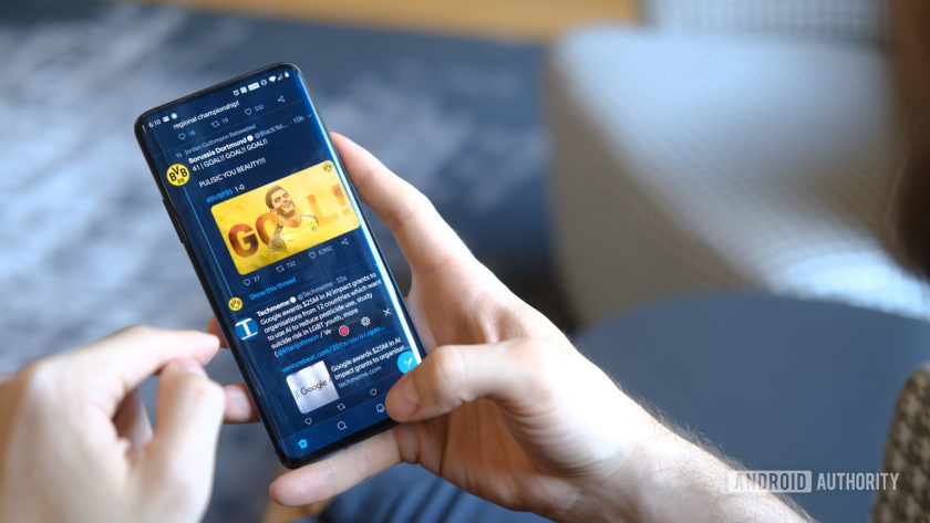 OnePlus 7 Pro screen record