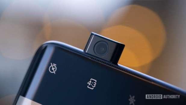 OnePlus 7 Pro selfie camera