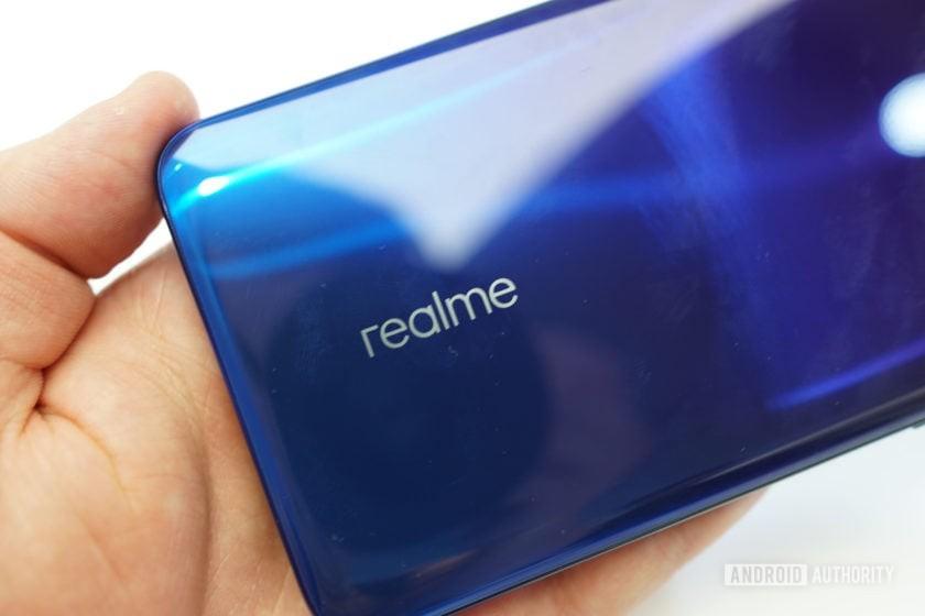 Realme X logo
