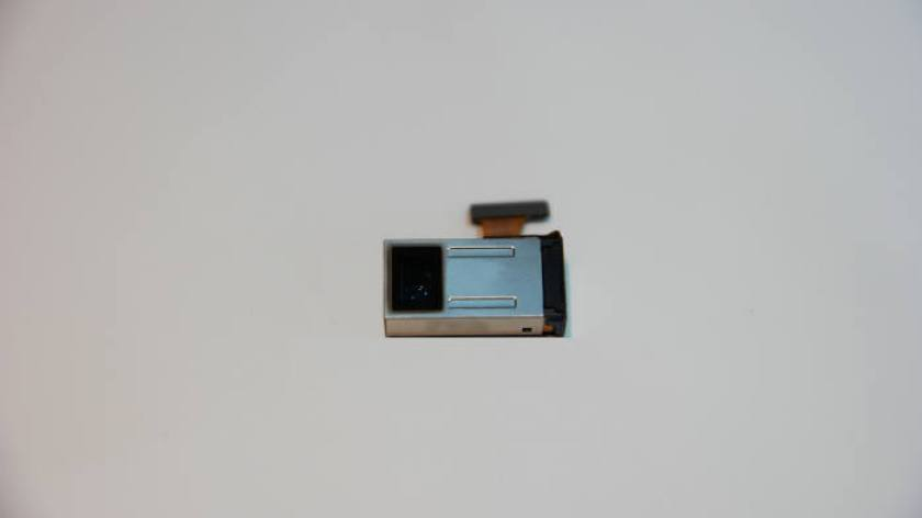 Samsung's 5x optical zoom camera module.