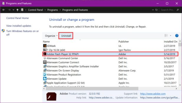 Windows 10 Control Panel Uninstall - How to uninstall programs on Windows 10