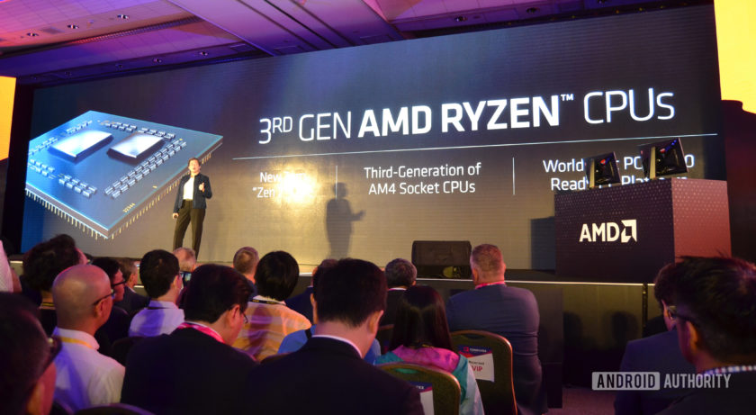 Computex 2019 AMD keynote