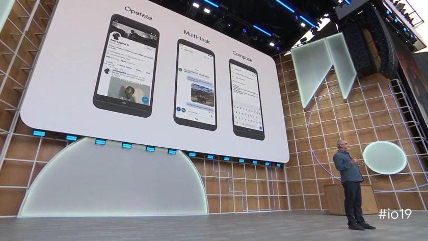 Next generation Google Assistant shown off at Google I/O 2019.