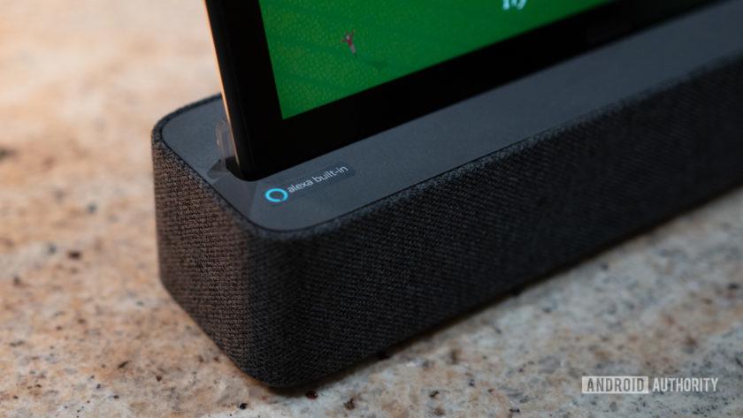 Lenovo Smart Tab P10 Dock Alexa Built-in Sticker