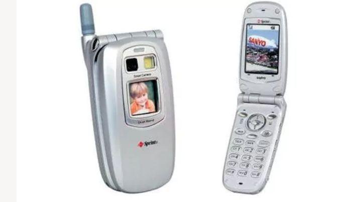 Sanyo Camera phone