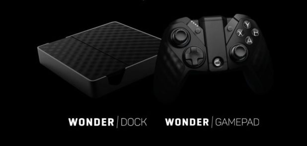 Wonder GamePad and Dock