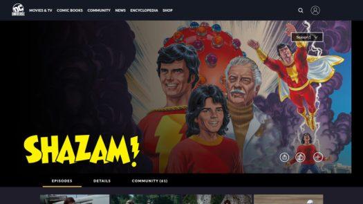 DC Universe TV shows