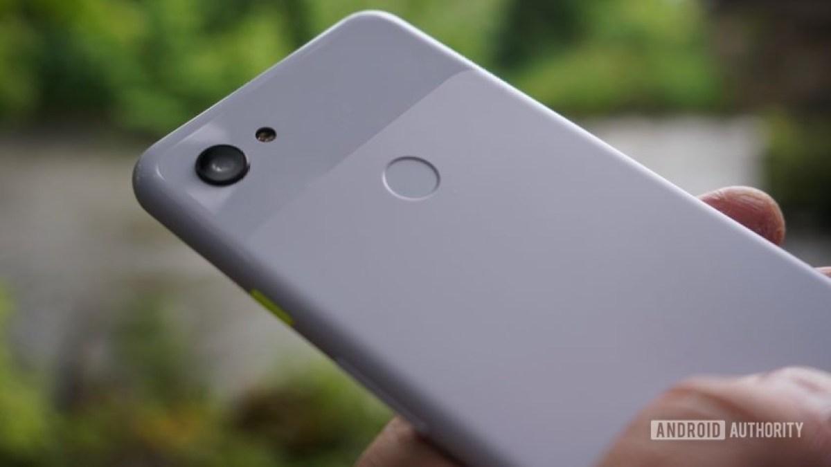Google Pixel 3a XL Обзор оборудования