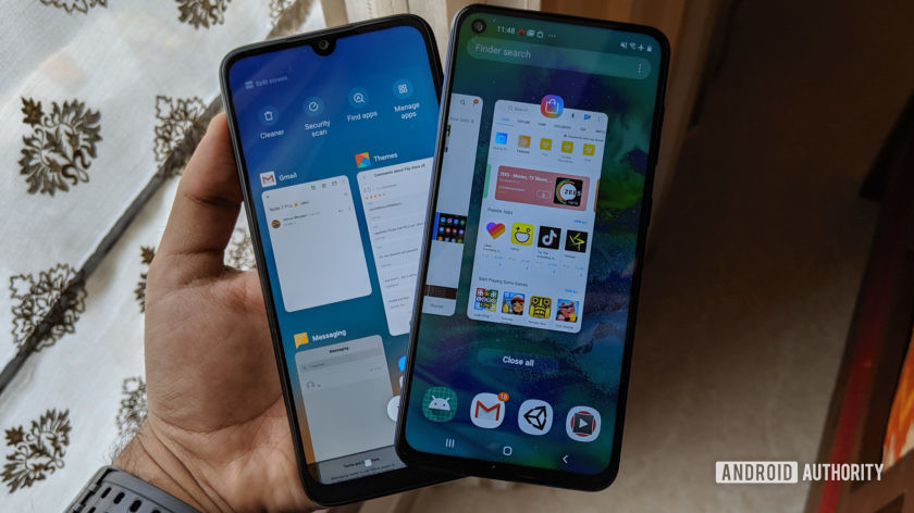 Samsung Galaxy M40 vs Redmi Note 7 Pro -2