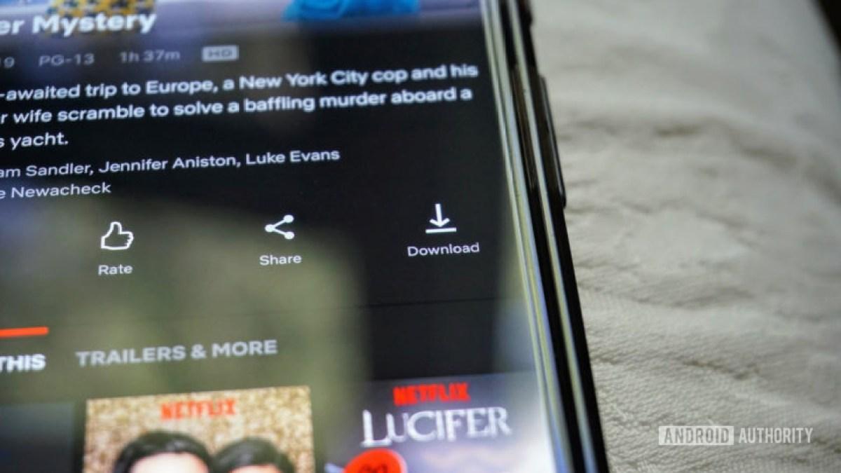 Как скачать фильмы и телешоу с Netflix
