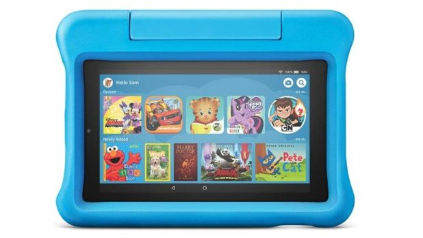 amazon fire 7 tablet for kids