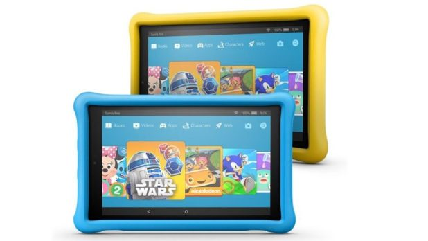 amazon fire hd 10 tablet for kids