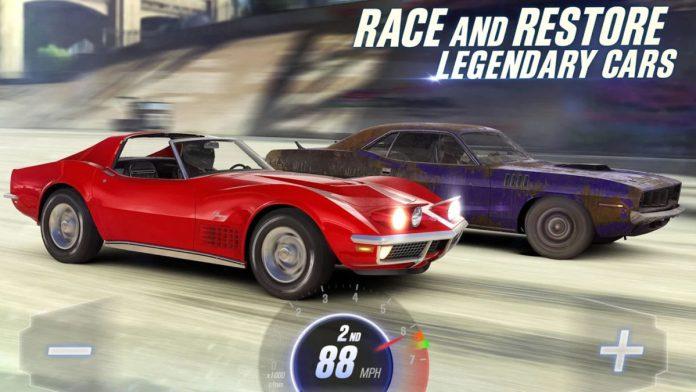 CSR Racing 2 screenshot 2020