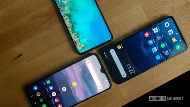OnePlus 7 and Xiaomi Mi 9 and Asus Zenfone 6 flagship killers