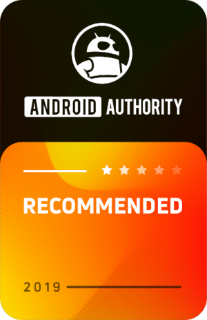 AA Recommended Badge