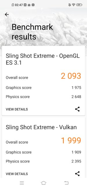 Vivo Z1 Pro 3D Mark