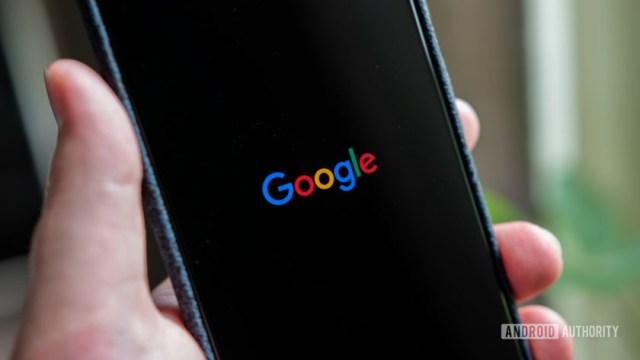 Android Q Beta 5 Dark Mode Boot Animation Google Logosu