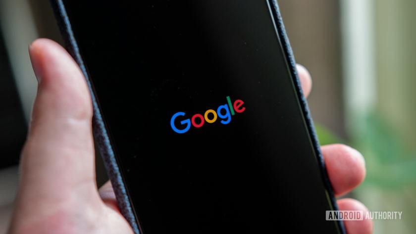Android Q Beta 5 Dark Mode Boot Animation Google Logo