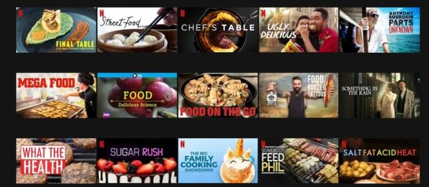 best netflix food and health documentaries