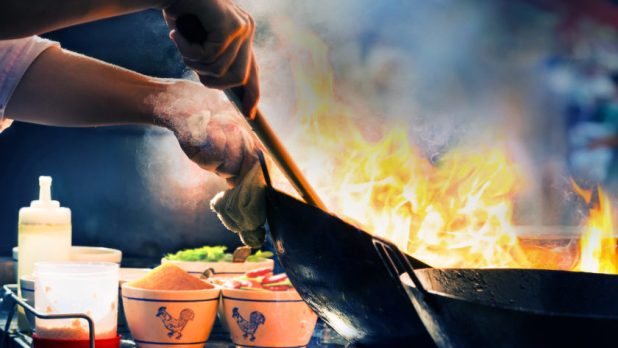 Street Food documentary