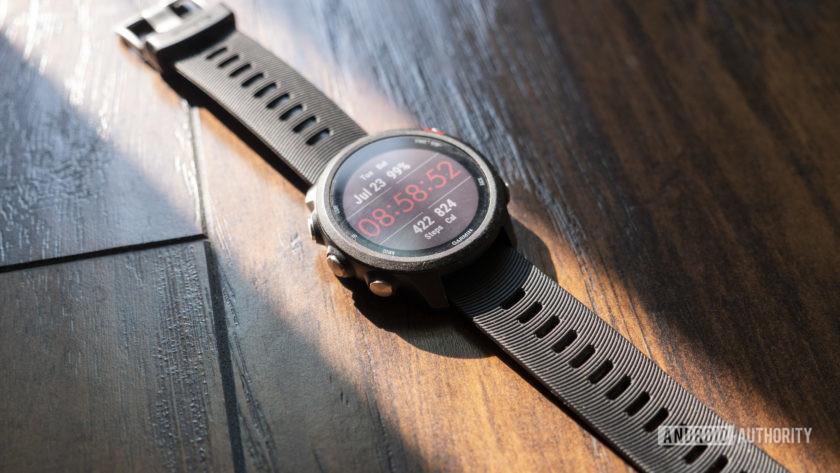 Garmin Forerunner 245 музыка GPS работает часы